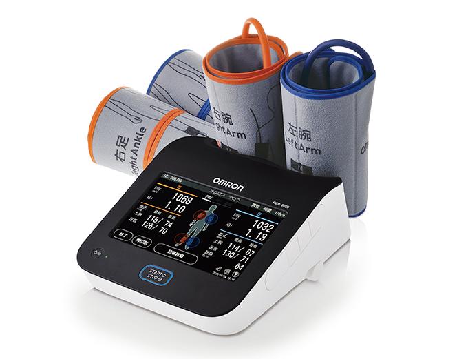 血液脈波検査装置